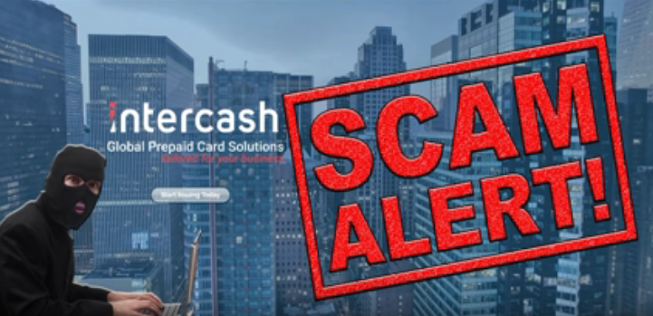 Intercash scam and extorts customers with fake AML investigations By Giovanni Caporaso Gottlieb Lawy